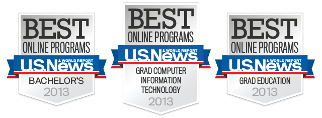 SHSU Ranked Top Amongst Online Schools in US News & World Reports