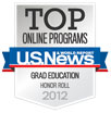SHSU Online US News & World Reports Top Online Programs 2012 Honor Roll