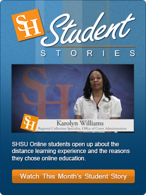 Sam Houston Student Stories