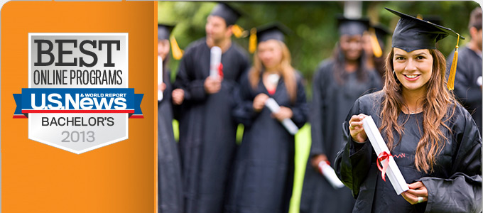 US News and World Report ranks SHSU #69, for our Bachelor of Science in Criminal Justice program, among Best Online Bachelor Programs in the magazine's 2013 rankings.